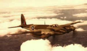 Mosquito plane